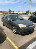 2005 CHEV MALIBU MAXX LS $2700 CERIFIED, ONE OWNER London Ontario Preview