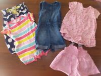 summer baby girl clothes - 3 to 6 months