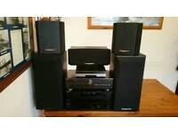 Vintage Kenwood & Technics Separates and Speakers