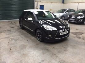 2012 Citroen ds3 e1.6hdi 1 owner excellent condition guaranteed cheapest in country