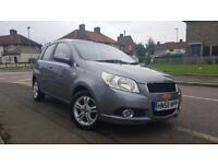 58 plate Chevrolet Aveo 1.4 Petrol Automatic 12 months MOT