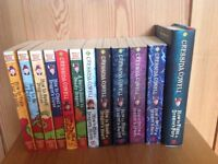 How To Train Your Dragon Books by Cressida Cowell. Full set of 12 books