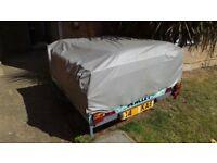 Raclet Minto trailer tent 6 berth