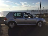 Relaible mk4 Golf with full VW service history