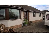 3 Bedroomed Bungalow for Sale in Hill of Fearn Near Tain