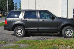 2002 Ford Explorer SUV, Crossover. Must Sell, Due to Moving