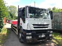 2009 59 Iveco Stralis 190 s 31p 29ft Dropside