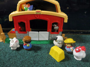 Little People Fisher Price Farm with sounds
