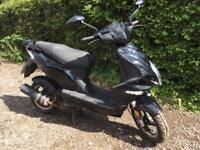 64 Plate 50cc Direct Bike Moped Scooter Not-125cc Lerner legal