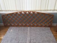 NEW QUALITY WOODEN GARDEN TRELLIS PANELS 6FT X 2FT