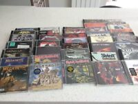 Collection of Heavy Metal CD,s