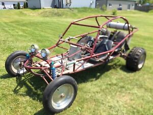 4 Seater Sand rail/ Dune buggy project