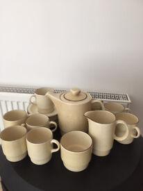 Poole Tea Set for 8