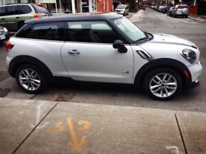 Mini Cooper Paceman, 30K great condition $16795