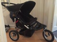 Out n About Little Nipper 360 Double buggy