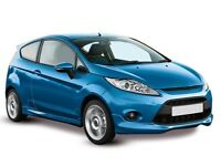 FORD FIESTA MK 8. FRONT Bumpers NEW. 2008. 2009.