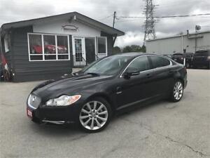 2011 Jaguar XF Premium Luxury|NAV|CAM|SUNROOF|LEATHER|NO ACCIDEN