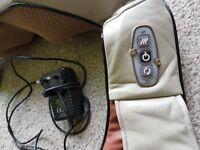 Electronic neck/shoulder massager.