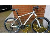 Cube Ltd pro mountain bike in mint condition