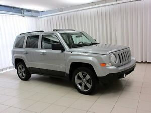 2015 Jeep Patriot HURRY IN TO SEE THIS BEAUTY!! HIGH ALTITUDE 4X
