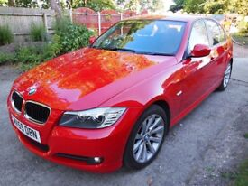 BMW 3 SERIES 318I SE in Red Excellent condition, Lovely Example