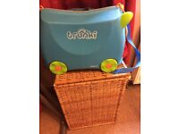 Trunki in Blue - SOLD PENDING COLLECTION