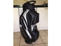 Black Motocaddy Golf Bag