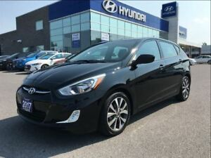2017 Hyundai Accent SE  *Sunroof-Alloys Wheels*