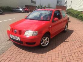 Polo full service history perfect drive