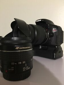 canon T3I *lowered price* selling asap!