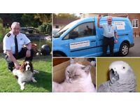 East Anglia's No 1 Pet Taxi Service