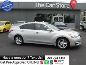 2013 Nissan Altima 2.5 SL - 1-OWNER, leather htd seat SUNROOF