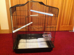 Grande cage pour serins, pinsons ou perruches