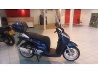Honda SH300i 2008