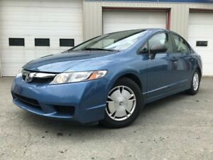 2010 Honda Civic Sedan DX-G 5sp