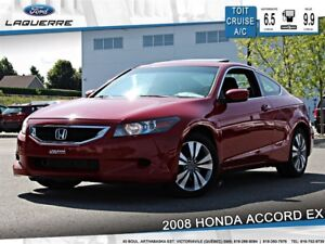 2008 Honda Accord EX**AUTOMATIQUE*TOIT*CRUISE*A/C**
