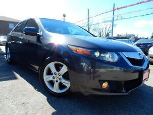 2009 Acura TSX PREMIUM PKG | LEATHER.ROOF | BLUETOOTH