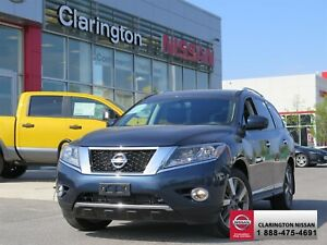 2015 Nissan Pathfinder Platinum V6 4WD at