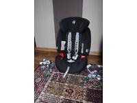 Britax Multi-Tech GROUP 1/2 9 kg - 25 kg REARWARD FACING car seat.