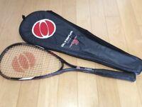 Olympus Sport Extreme Strength Carbon Fibre Squash Racket