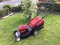 Mountfield petrol Self drive Lawnmower 21 inch cut. SP530 Briggs & Stratton engine. 4:1 cut adjust