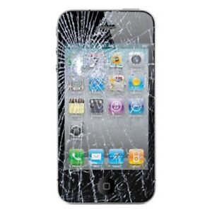 Looking for phones with cracked screens