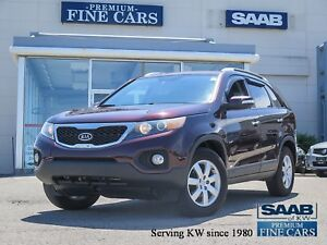 2012 Kia Sorento LX  AWD Just 48,840 KM/Heated Seats