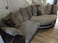 3 seater cwtch sofa