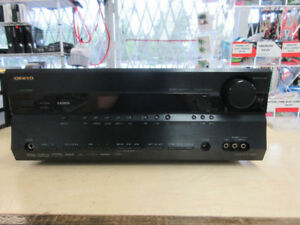 **ONKYO SOUND** Onkyo receiver