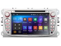 Eonon GA5161F Ford Focus/Mondeo/S-max Android 4.4.4 Quad-Core 7″ Multimedia Car DVD GPS Stereo