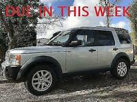 2006 (56) LAND ROVER DISCOVERY 3 2.7 TDV6 SE AUTOMATIC 4X4 7 SEATER