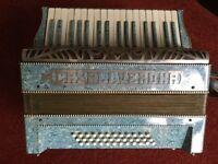Vintage Piano Accordian