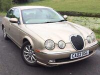 2002 Jaguar s-type 2.5 V6 auto