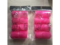Hair rollers x16 large